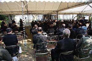 2015年 秋季慰霊祭のご報告